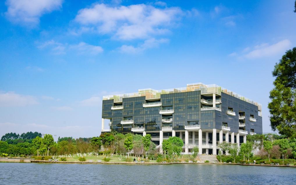 广东工业大学图书馆